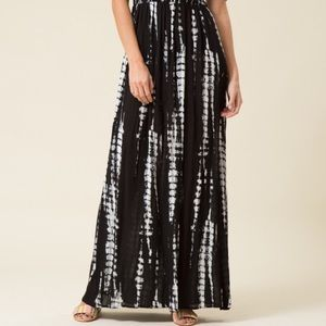 Dresses & Skirts - Tie Dye Maxi Skirt & Crop Top, size Small